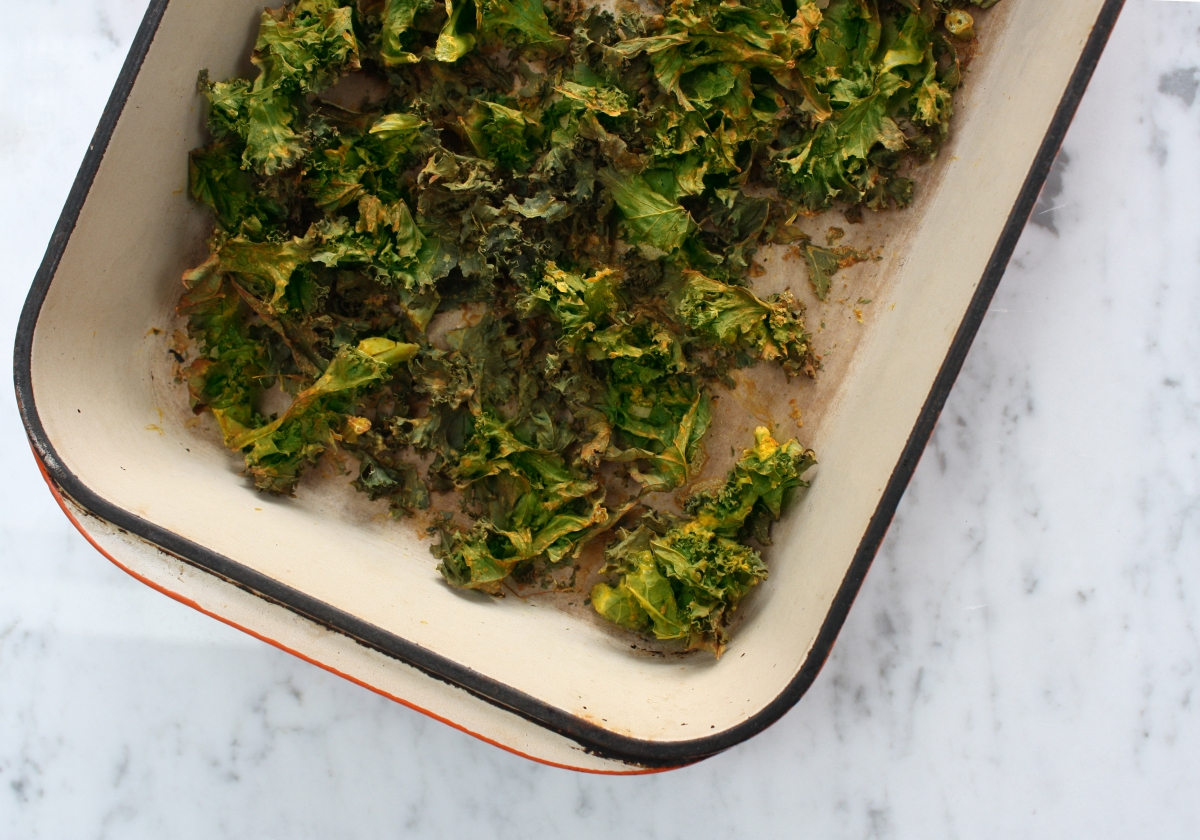 Kale Crisps [Low Fat]